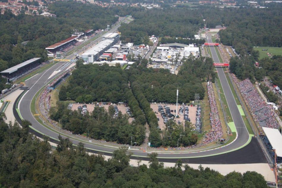 Top 10 des plus beaux circuits : Monza