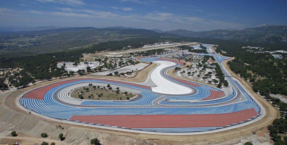 Top 10 des plus beaux circuits : Castellet Paul Ricard