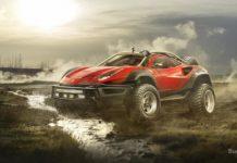 Paris Dakar 2019 avec des supercars ?