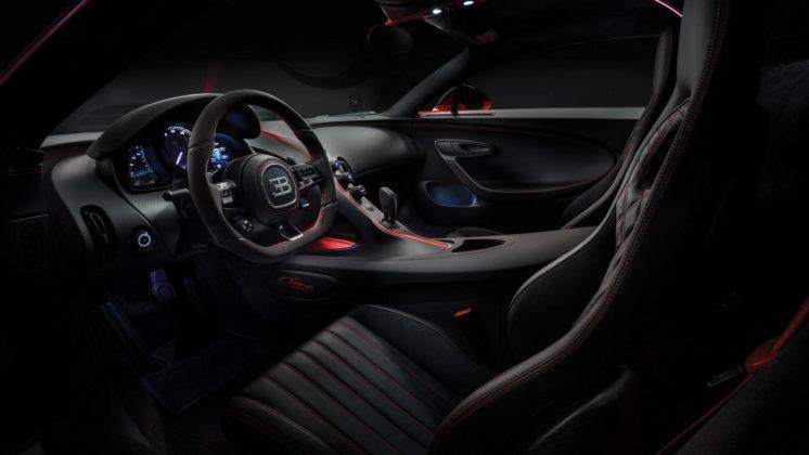 (2) Bugatti Chiron Sport - Genève 2018