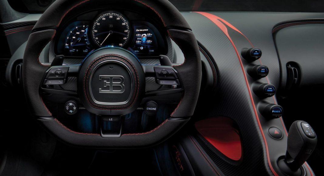 (1) Bugatti Chiron Sport - Genève 2018
