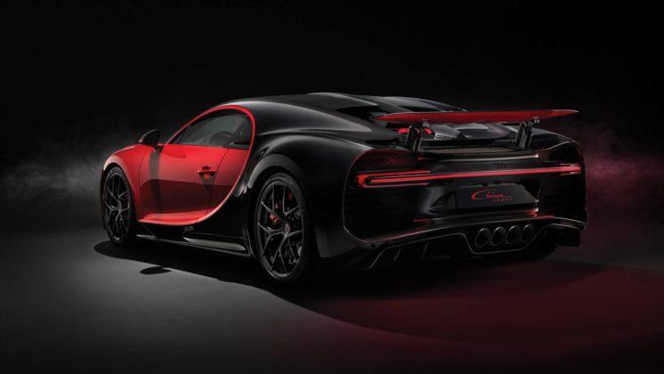 (11) Bugatti Chiron Sport - Genève 2018