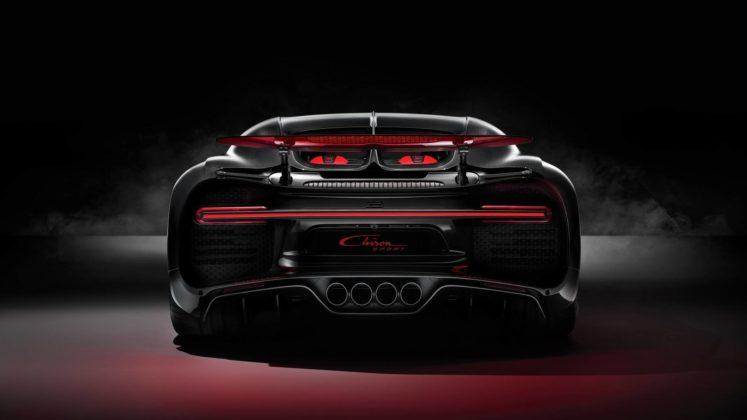 (10) Bugatti Chiron Sport - Genève 2018