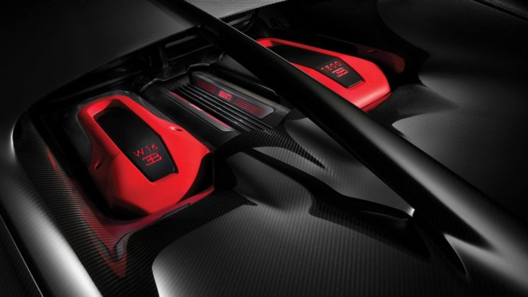 (6) Bugatti Chiron Sport - Genève 2018
