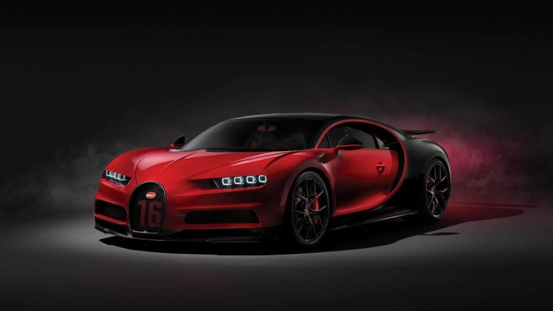 Bugatti Chiron Sport - Genève 2018