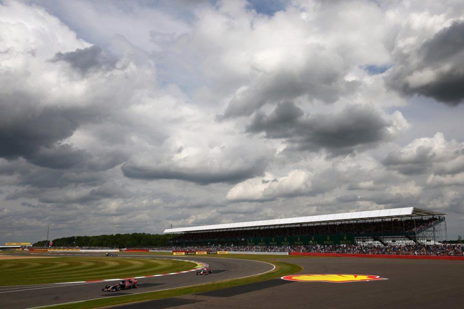 Top 10 des plus beaux circuits : Silverstone