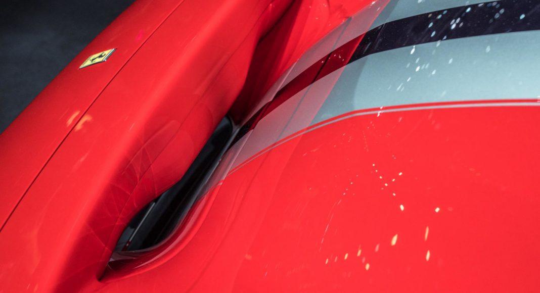 Ferrari 488 Pista au Salon de Genève 2018 (1)