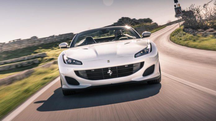 Liste des options de la nouvelle Ferrari Portofino