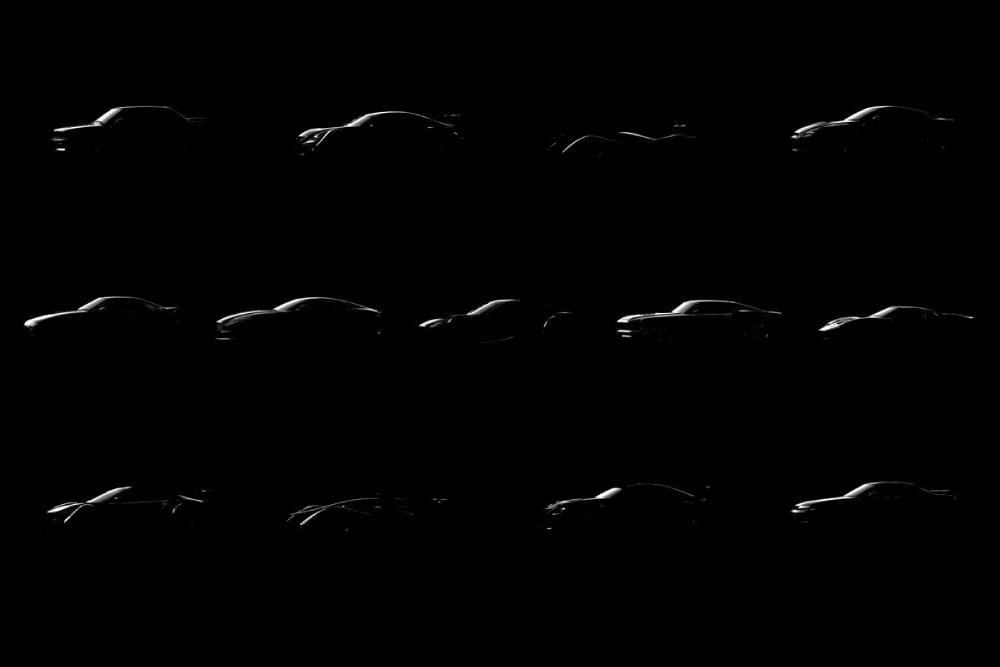 Gran Turismo Sport : 13 nouvelles voitures (mars 2018)