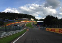 Top 10 des plus beaux circuits : Spa