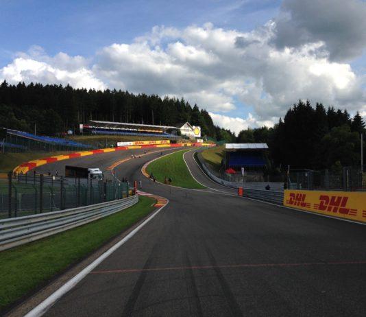 Top 10 des plus beaux circuits : Spa