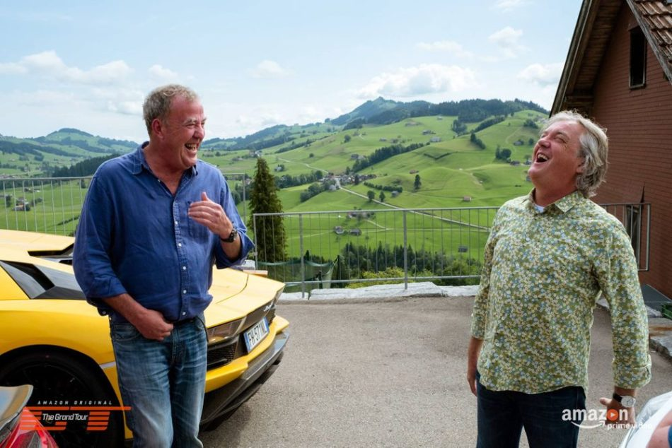 Amazon n'a pas encore signé la saison 4 de The Grand Tour