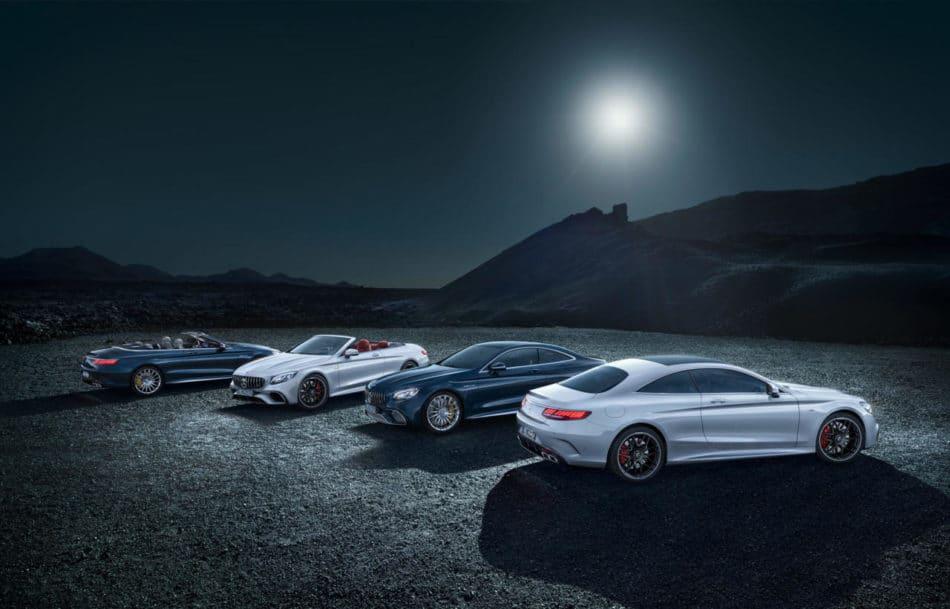 Mercedes-AMG S65 V12