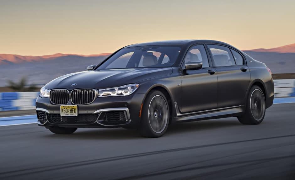 BMW M760i V12
