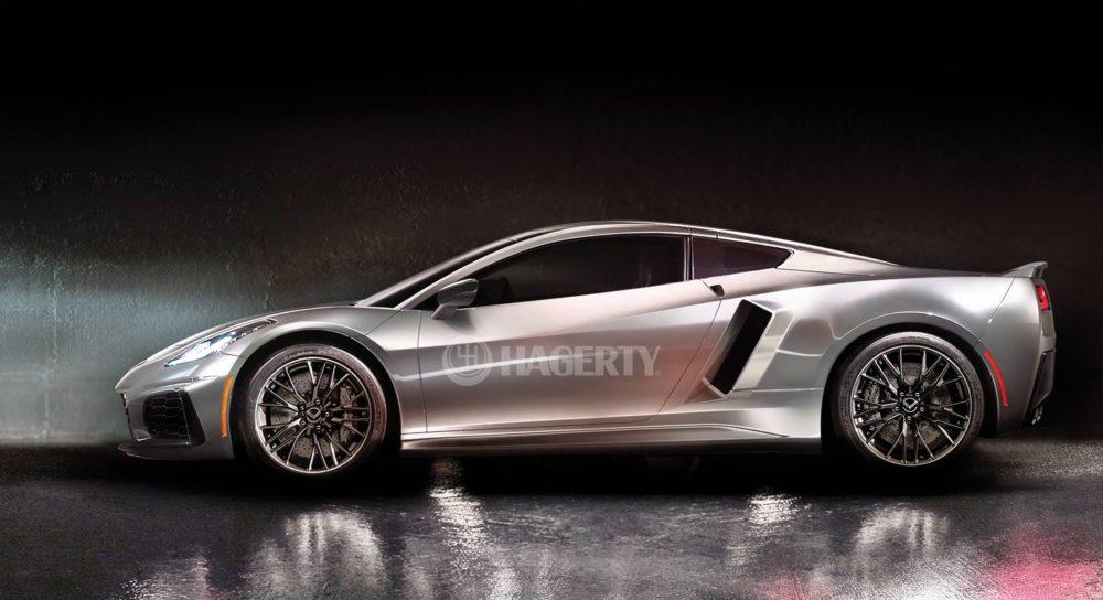 La future Corvette (C8) aura un moteur central sauce ...