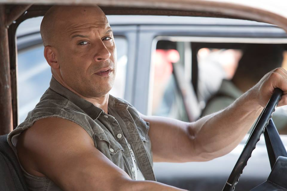 Fast and Furious - Vin Diesel