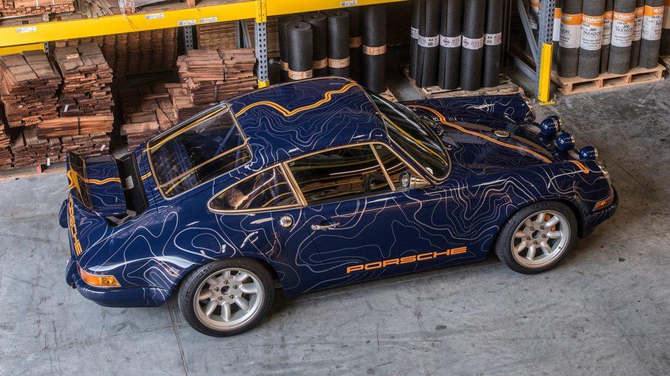 Porsche 911 de Singer