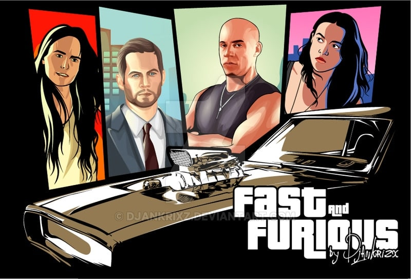 Fast and Furious GTA