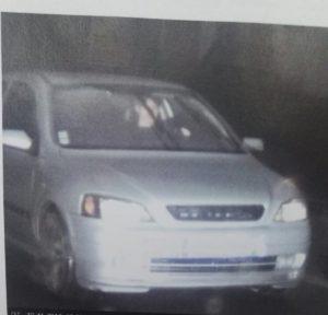 Flashé en Opel par un radar