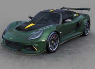 Lotus Exige Cup 430 Type 25