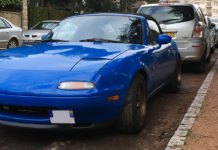 La MX5 de Downshift !