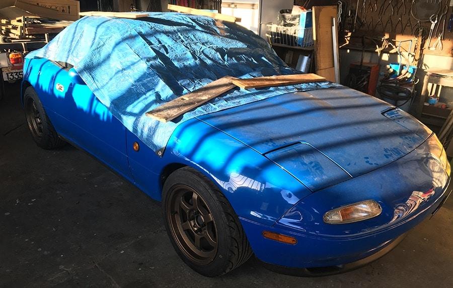 MX5-Garage