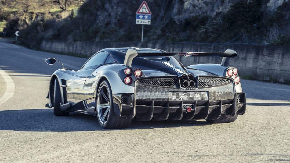 Pagani Huayra V12