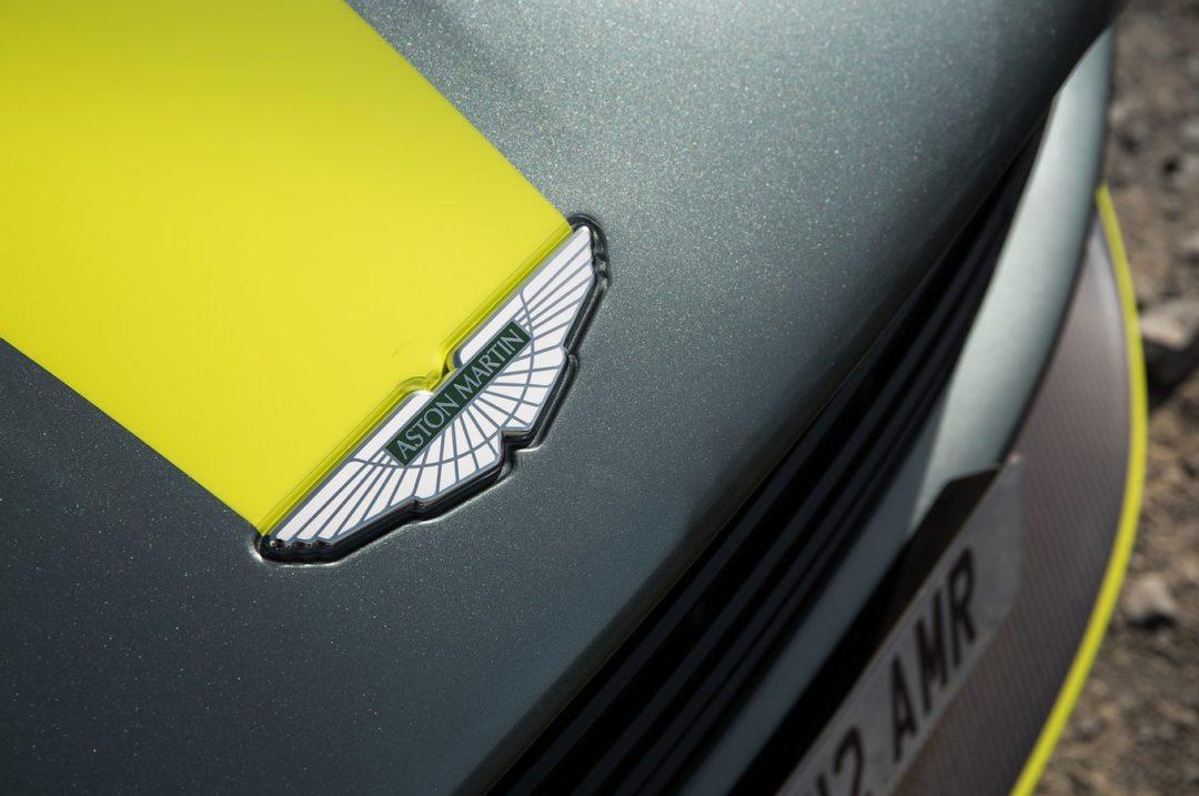 Aston Martin DB11 AMR V12