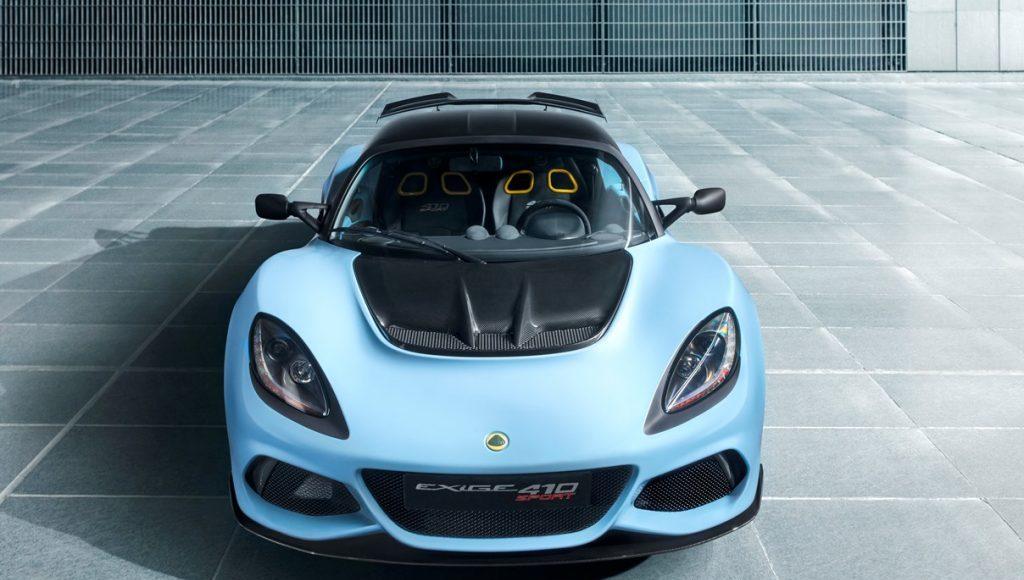 Lotus Exige Sport 410