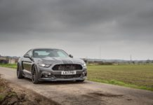 Ford Mustang EcoBoost CS350