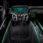 Brabham BT62 intérieur