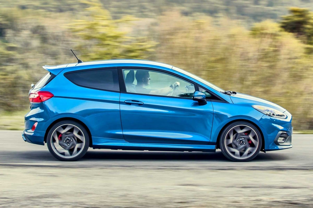 Ford Fiesta RS 2019 ?