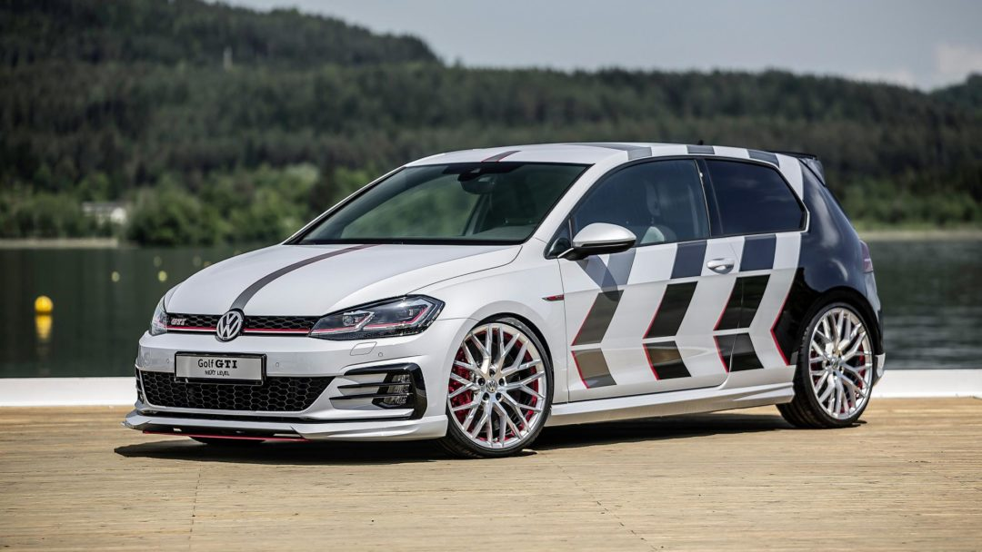 Volkswagen Golf GTI Next Level et Variant GMotion