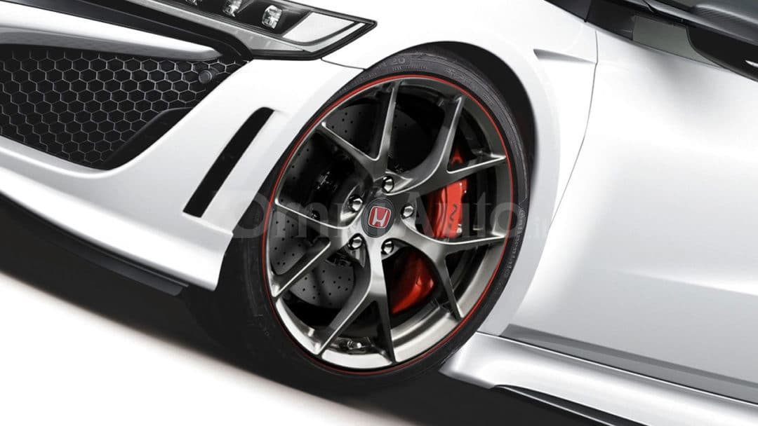 Honda NSX Type R (2019)