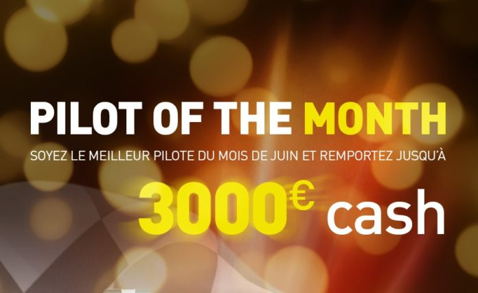 i-way pilot of the month