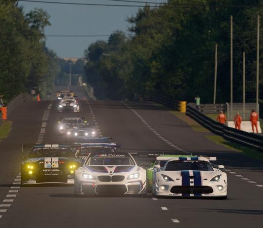 Le circuit des 24 Heures sur Gran Turismo Sport