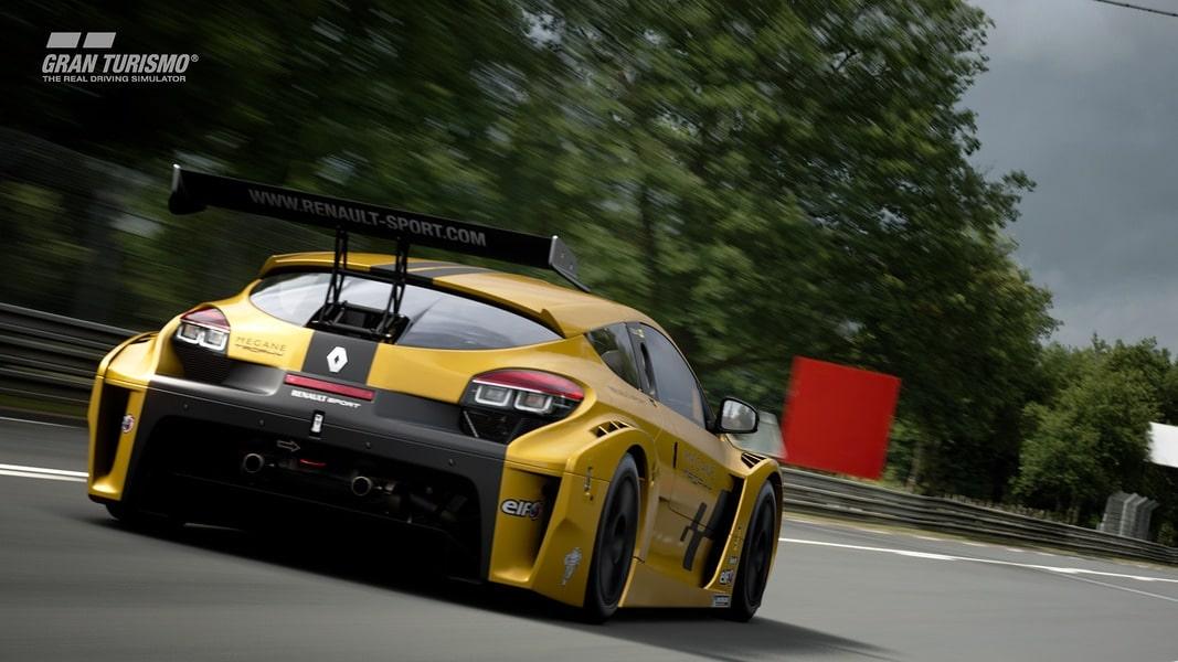 Gran Turismo Sport - Mise à jour 1.19 avec le circuit des 24 Heures du Mans et la Megane 4RS Groupe 4