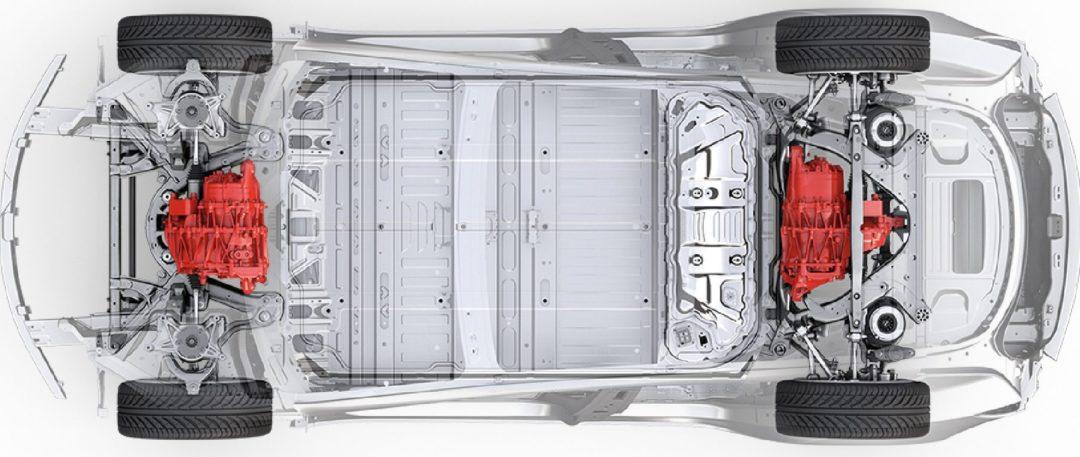 Model 3 Dual Motor