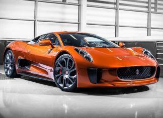Hypercar électrique Jaguar