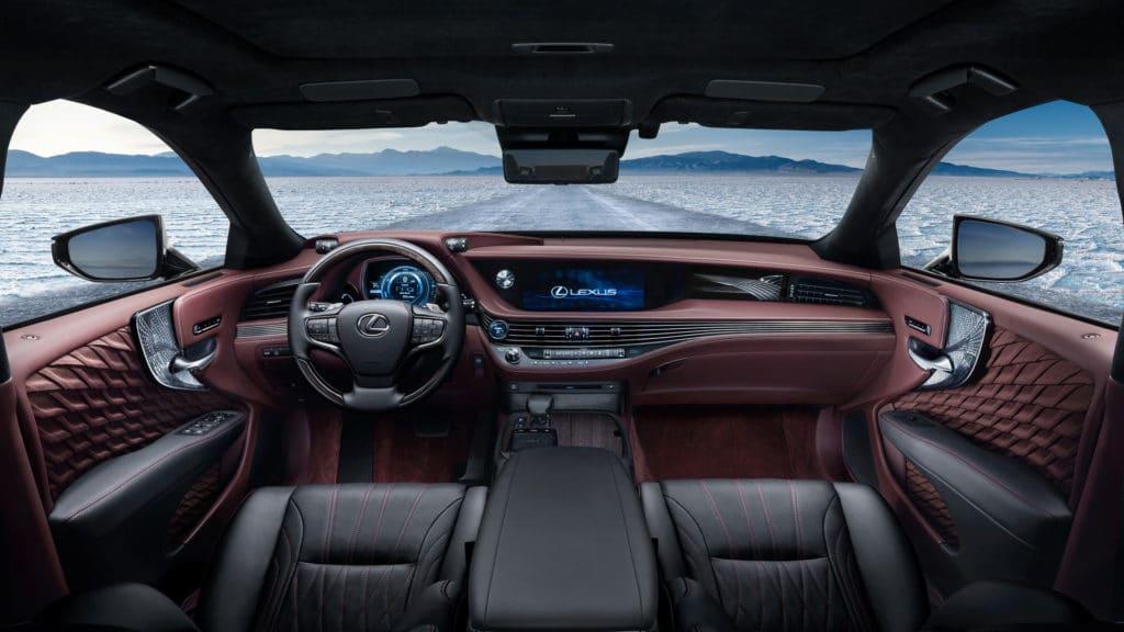 automobile luxueuse et moderne