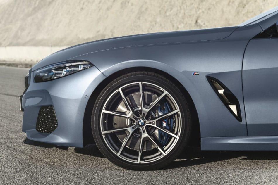 BMW Série 8 jantes