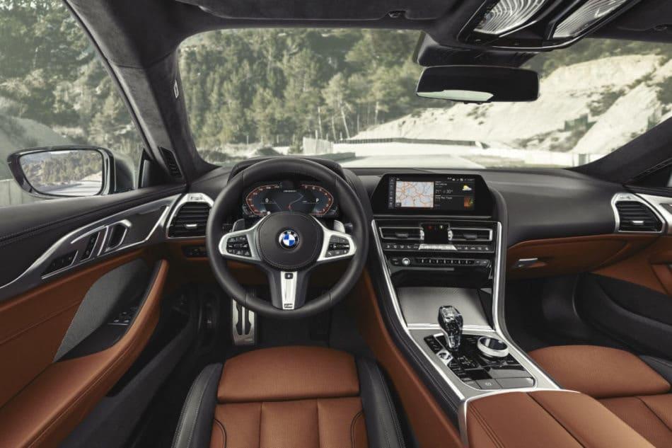 BMW Série 8 Interieur