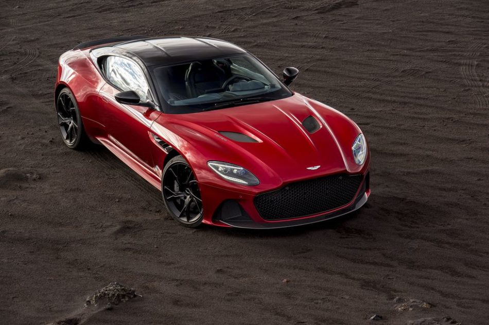 DBS Superleggera de Aston Martin