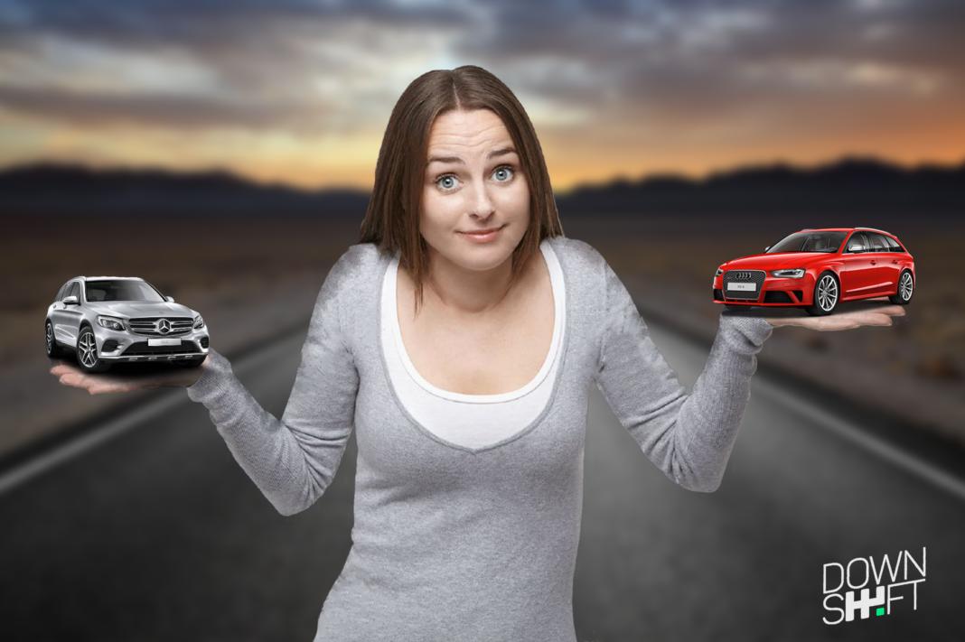 SUV versus BREAK