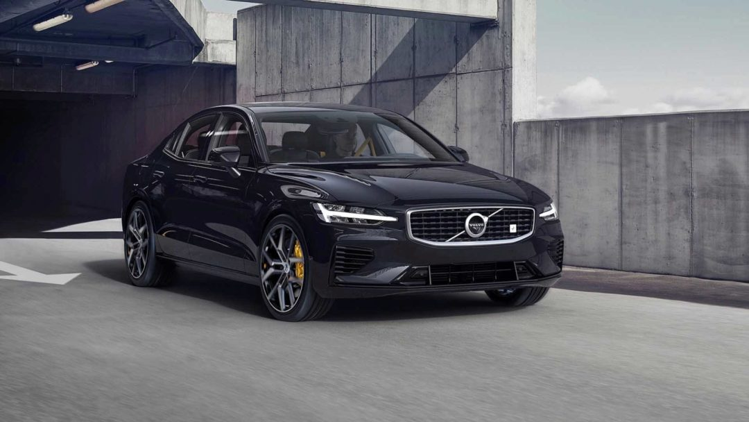 la nouvelle volvo s60 2019 est la voiture des vrais papas. Black Bedroom Furniture Sets. Home Design Ideas