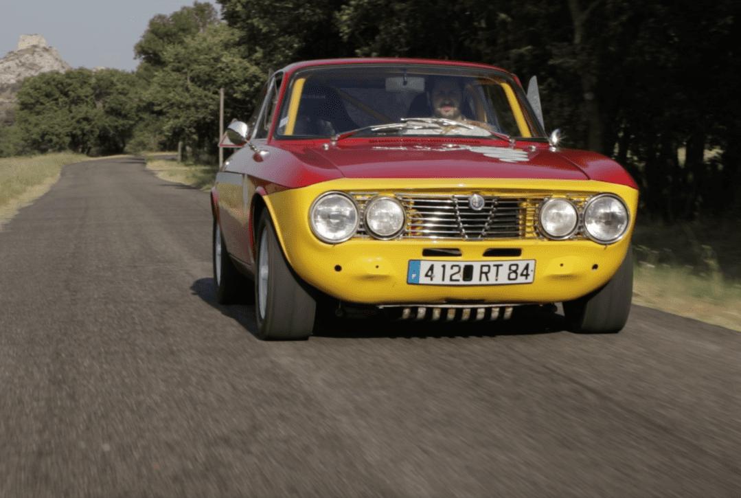 Alfa Romeo Bertone Essai