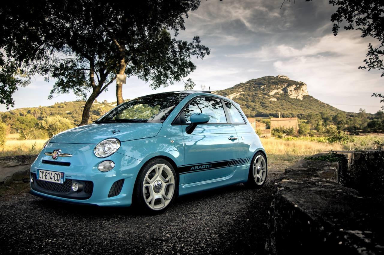 Essai Fiat Abarth 500