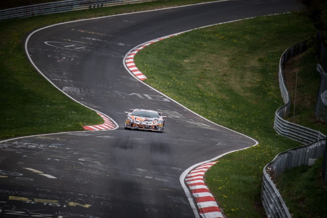 Aventador SV Jota Nürburgring (2)