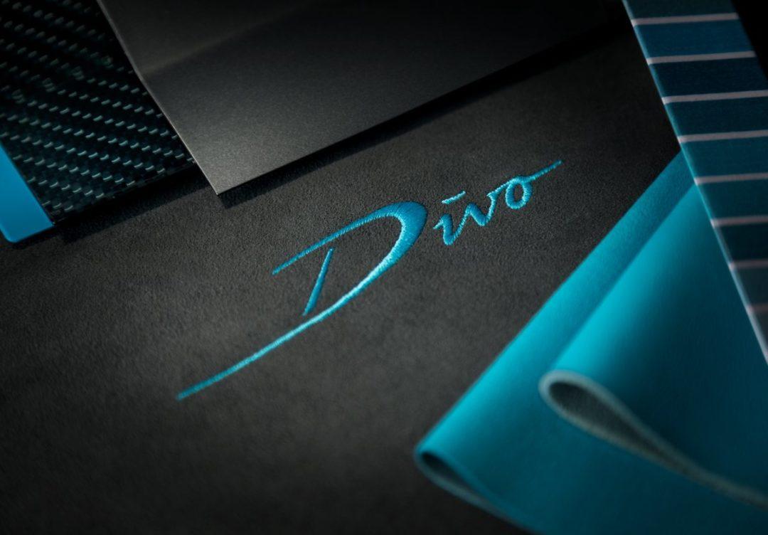 Bugatti Divo nouvelle hypercar teaser