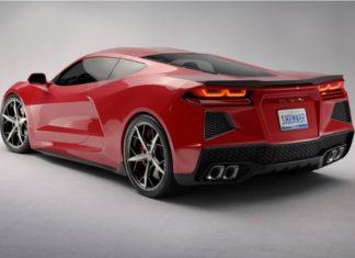 Corvette C8 2020